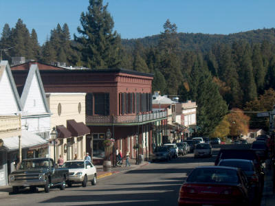 Nevada City, CA - Nevada County Realty